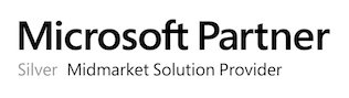 Westech IT Company Microsoft Partner Silver Midmarket Solution Provider Logo