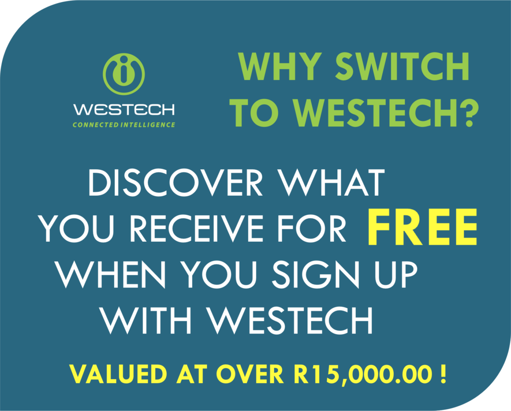 Switch To Westech Value Offer