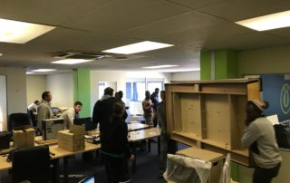westech office move July 2018 - 2