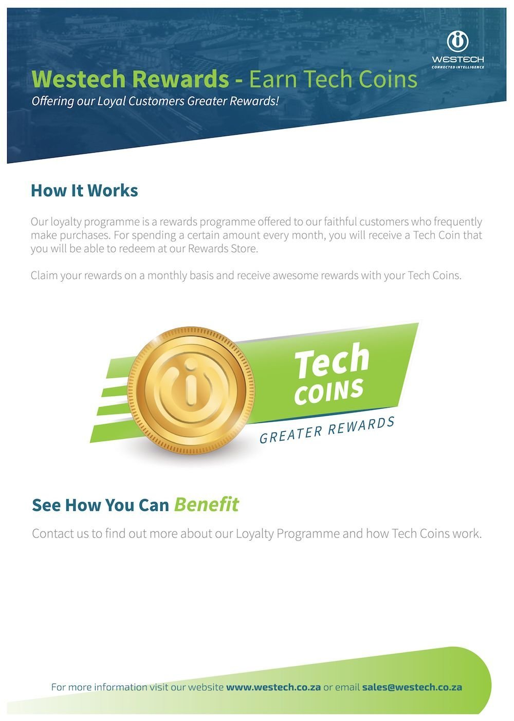 Westech Rewards - Westech IT Company 1