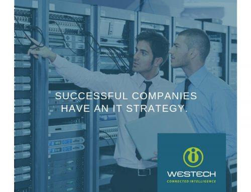 Successful companies all have an IT Strategy