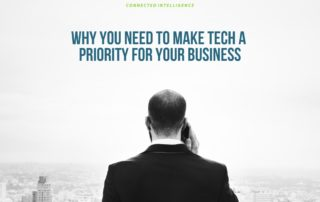 Make Tech a priority