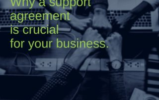 support agreement