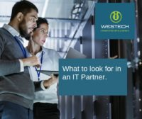 What to look for in an IT partner