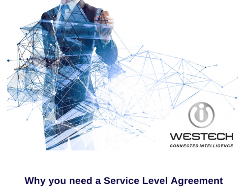 Why you need a Service Level Agreement