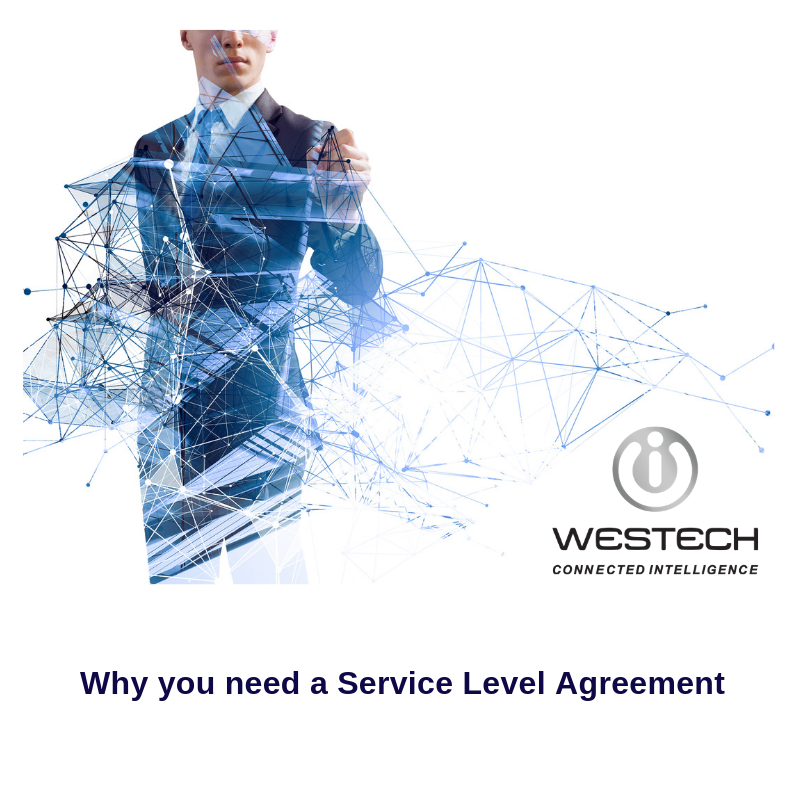 IT Support service level agreement with Westech