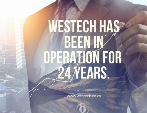 Westech has been in operation for over 24 years.