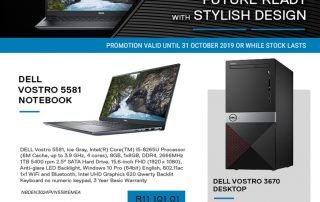 Dell Vostro Special October
