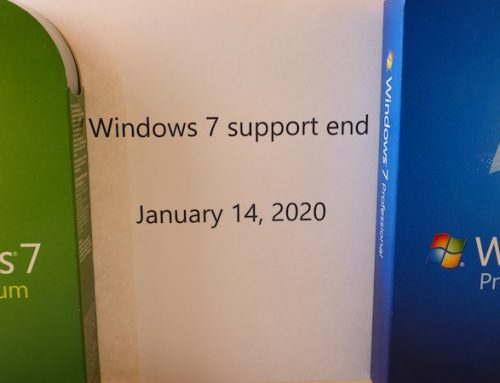 Microsoft to end support for Windows 7 after January 14, 2020