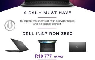 Dell Inspiron 3580 15 Inch Laptop