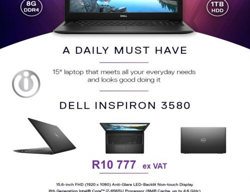 Dell Inspiron 3580, 15 Inch Laptop That Meets All Your Needs