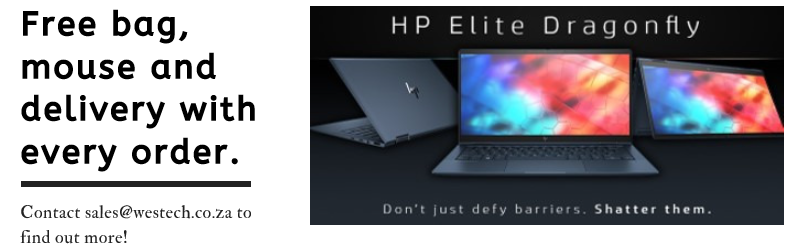 HP Dragonfly banner