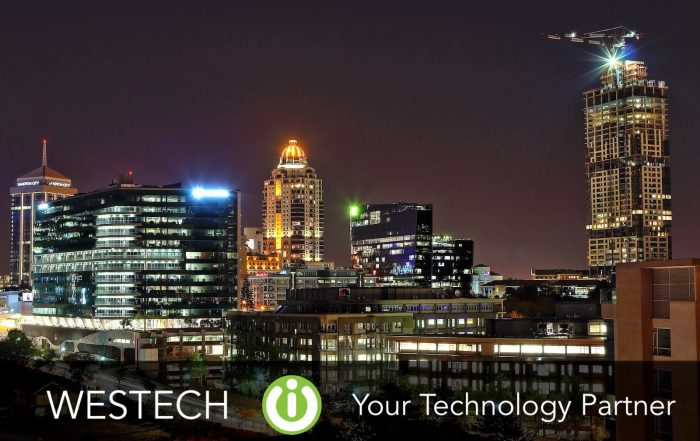 top it companies in sandton - westech 1