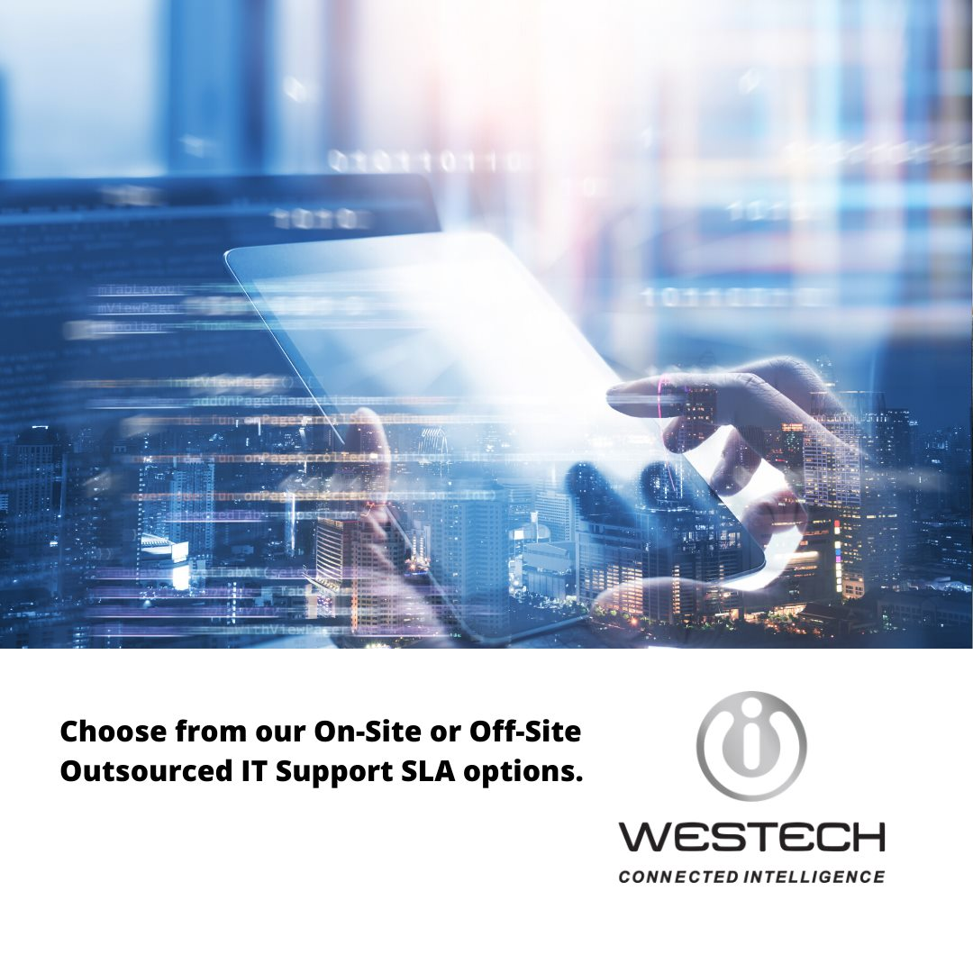 it support sla - service level agreement with Westech