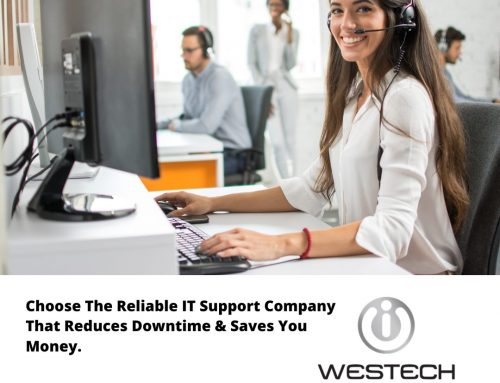 Get A Tech Support Service Level Agreement with Westech