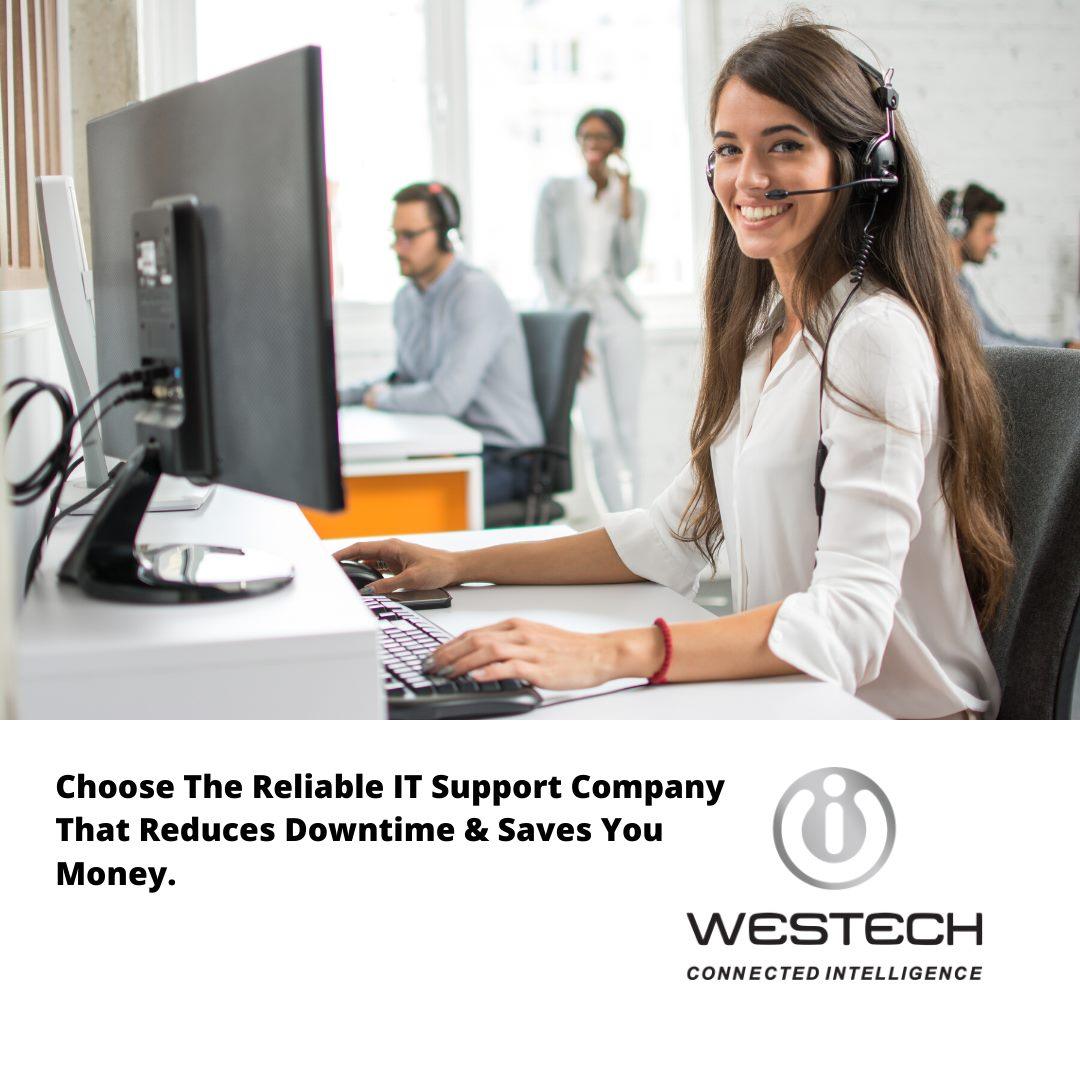 tech support sla - it support company westech