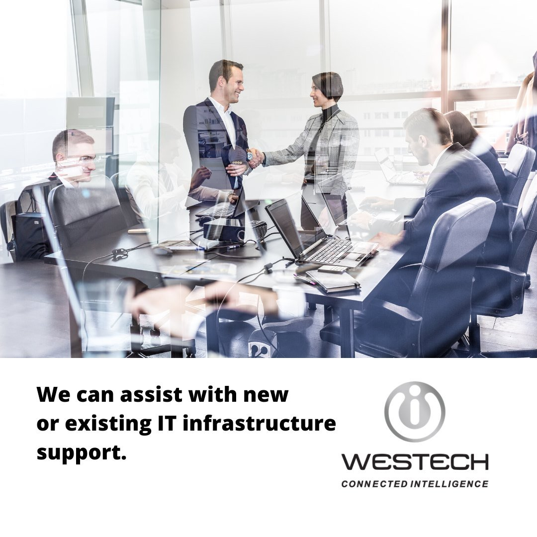 Get a comprehensive IT Assessment with Westech