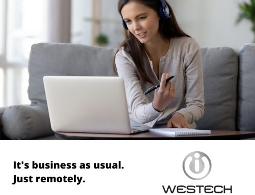 Its business as usual – just remotely! Virtual IT Support