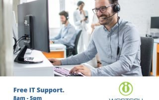 free it support from westech