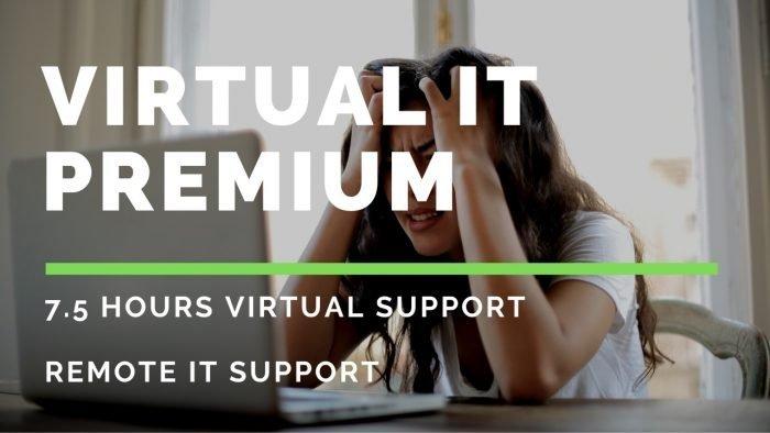 Virtual IT Premium Remote It Support - Westech