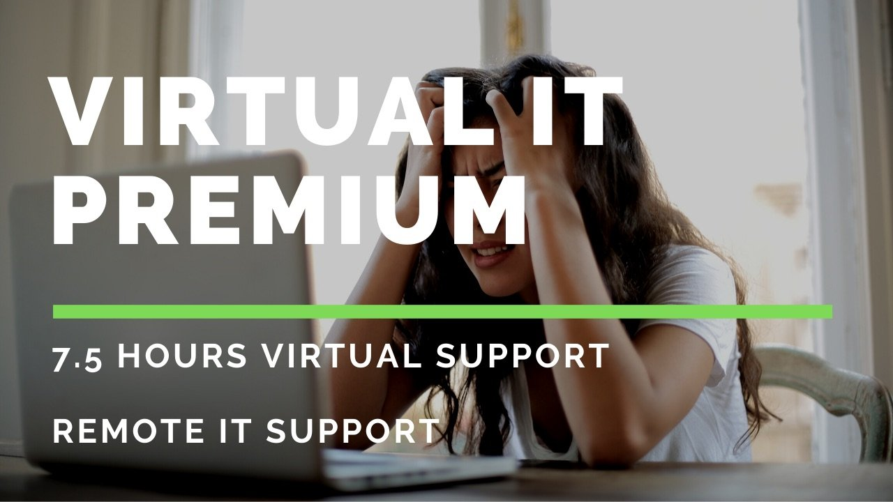 Virtual IT Premium Remote It Support - Westech