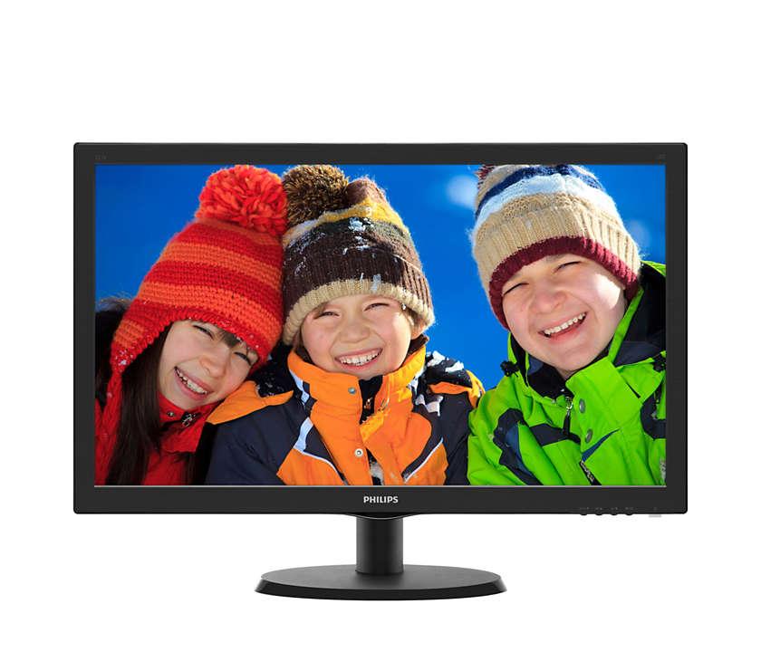 philips monitor 223V5LHSB2_73-IMS-en_ZA